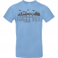 Mobile Preview: T-Shirt RUHRPOTT Skyline BIG