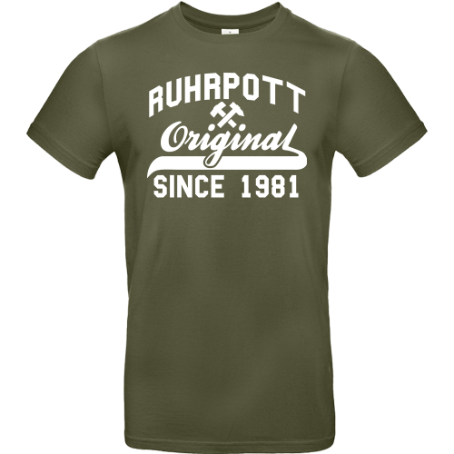 T-Shirt Ruhrpott - Original SINCE XXXX