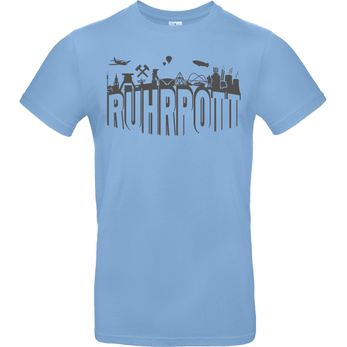 T-Shirt RUHRPOTT Skyline BIG